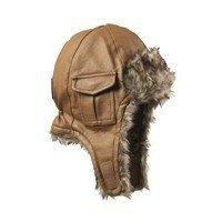 Elodie Details - czapka Chestnut Leather, 12-24 m-ce