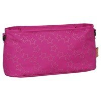 Lassig - Casual Label Organizer do Wózka Reflective Star magenta