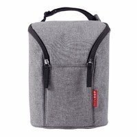Skip Hop - Etui na butelki Heather Grey
