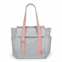 Skip Hop - Torba Fit All-Access Platinum/Coral