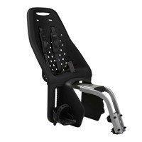 THULE - Yepp Maxi fotelik rowerowy - czarny, montowany na ramę roweru