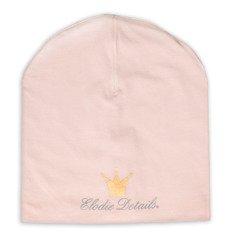 Elodie Details - czapka Powder Pink, 0-6 m-cy