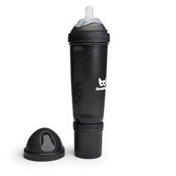 Herobility - butelka antykolkowa Herobottle 340 ml, czarna