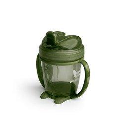 Herobility – kubek niekapek HeroSippy 140 ml, zielony