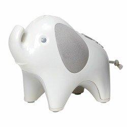Skip Hop - Projektor Słoń z lampką i pozytywką