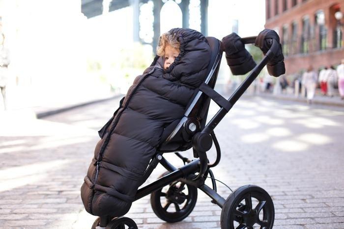 7AM - Śpiworek do wózka i fotelika samochodowego Blanket 212 Evolution Black