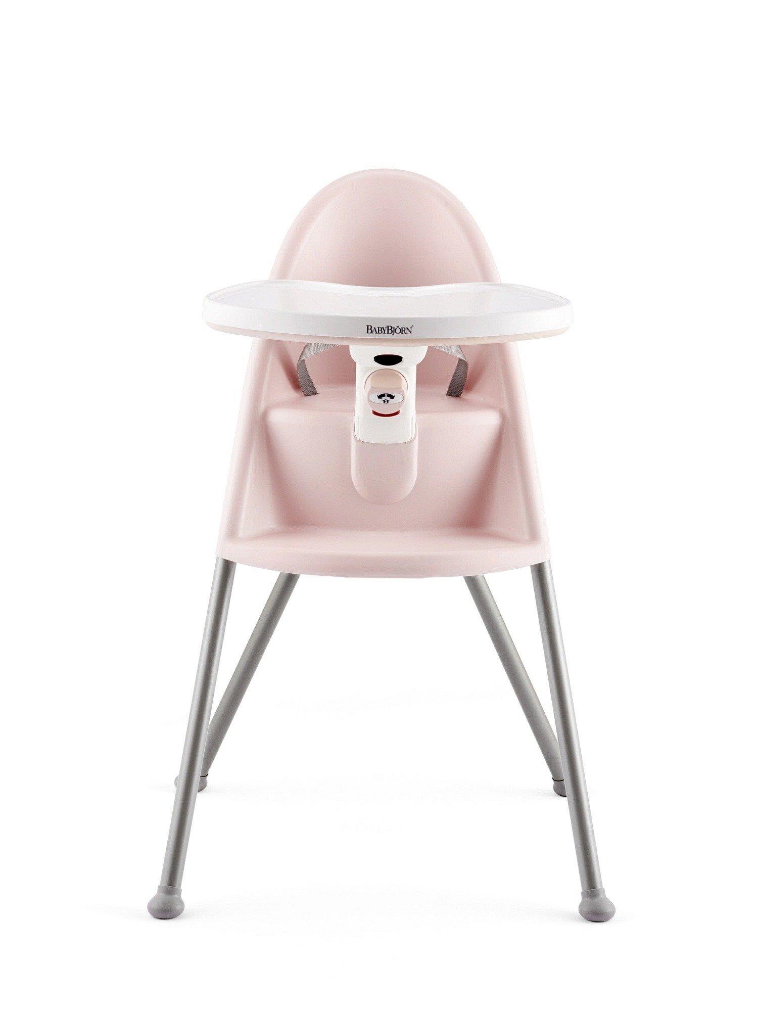 BABYBJORN High Chair - krzesełko do karmienia, różowe