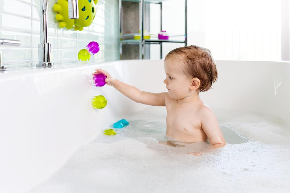 Boon - Zabawka do kąpieli przyssawki Jellies