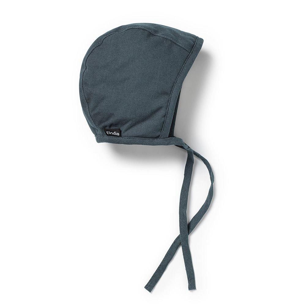 Elodie Details - Czapka Winter Bonnet - Juniper Blue - 6-12 m-cy