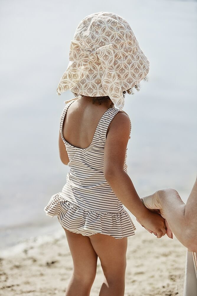 Elodie Details - Kapelusz przeciwsłoneczny - Sweet Date 0-6 m-cy