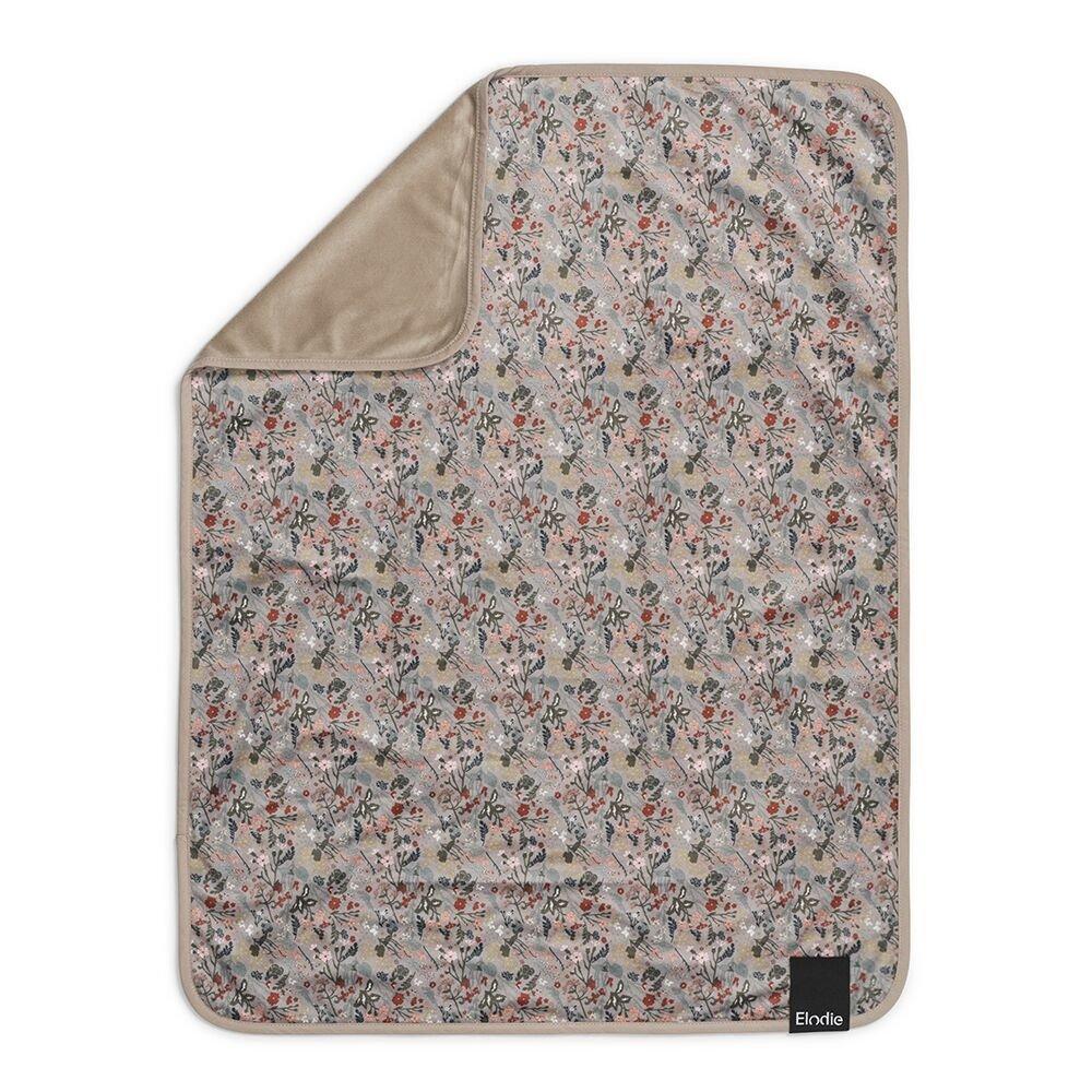Elodie Details - Kocyk Pearl Velvet - Vintage Flower