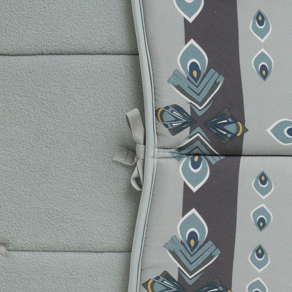 Elodie Details - Miękka wkładka do wózka - Everest Feathers