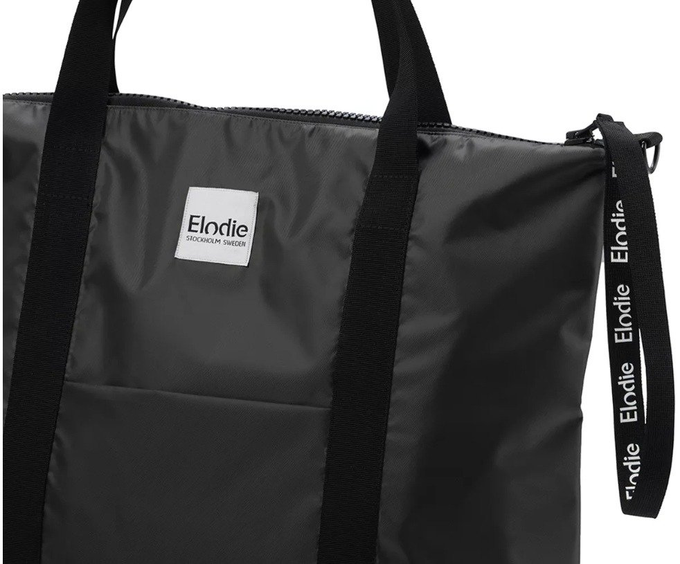 Elodie Details – Torba dla mamy - Brilliant Black