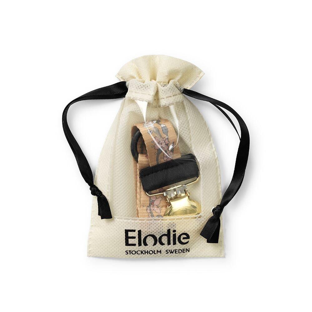 Elodie Details - Zawieszka do smoczka - Golden Vintage Flower