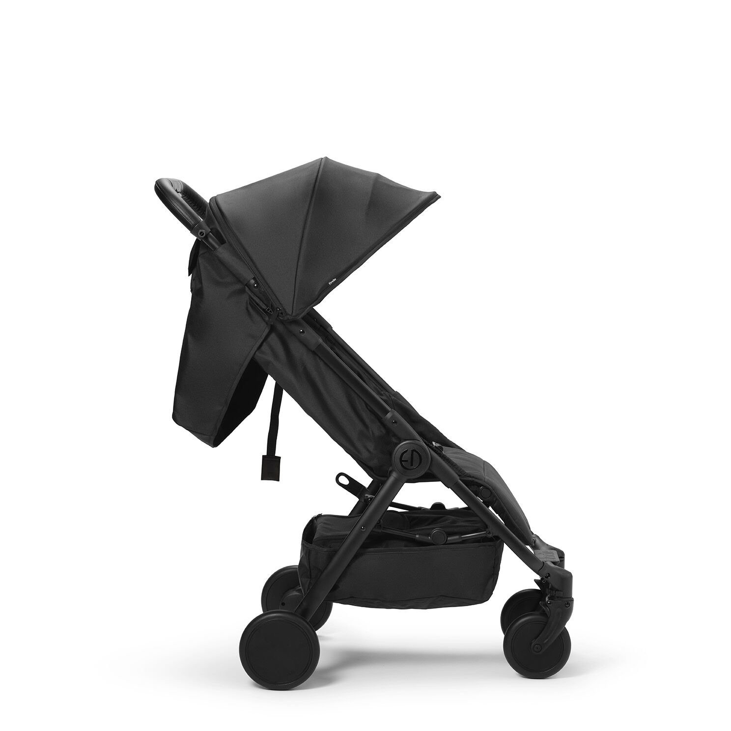 Elodie Details - wózek spacerowy MONDO - Black