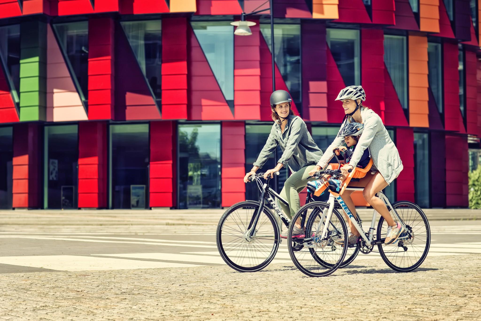 Fotelik rowerowy - THULE RideAlong Mini - ciemnoszary