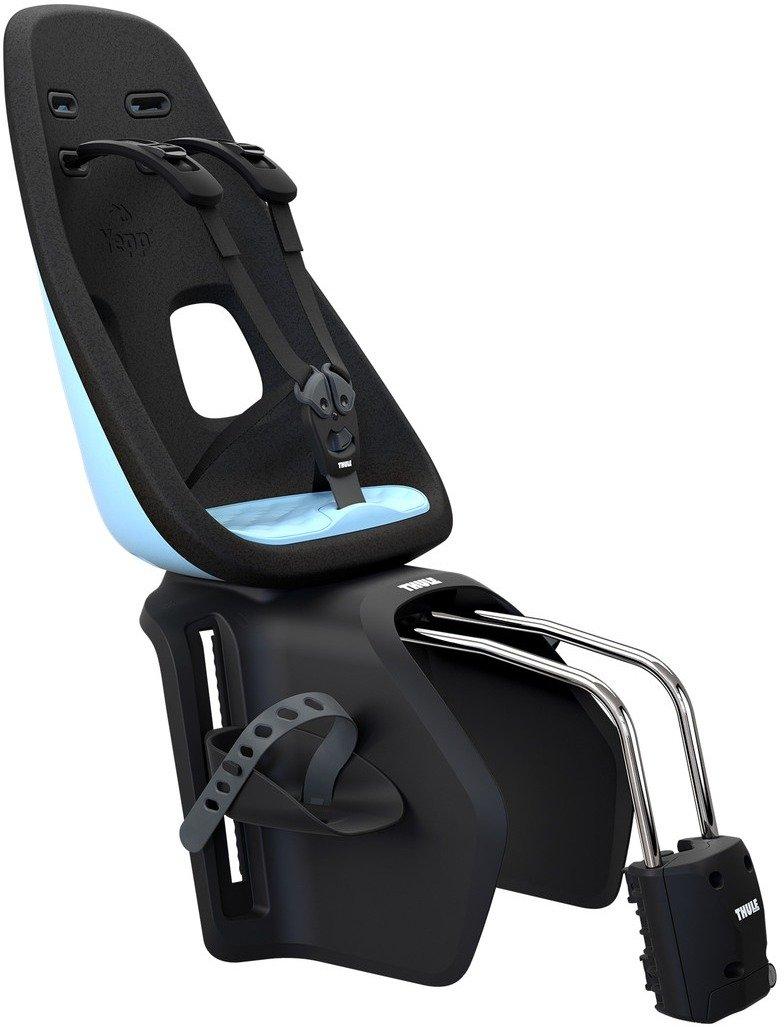 Fotelik rowerowy - THULE Yepp Nexxt Maxi Montowany do ramy - Aquamarine