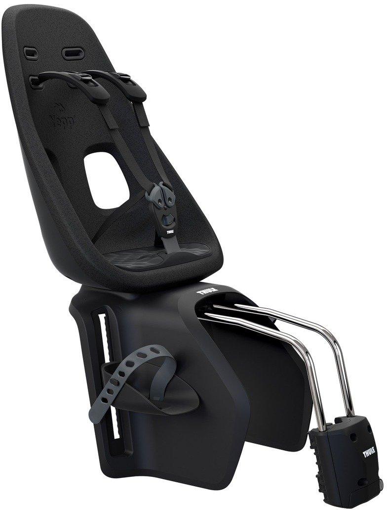 Fotelik rowerowy - THULE Yepp Nexxt Maxi Montowany do ramy - Obsidian