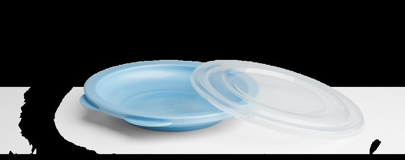 Herobility - HeroEcoFeeding - zestaw obiadowy - szary