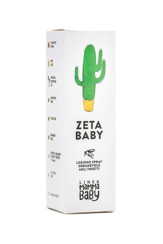 Linea MammaBaby Spray odstraszający owady Baby Zeta 100ml