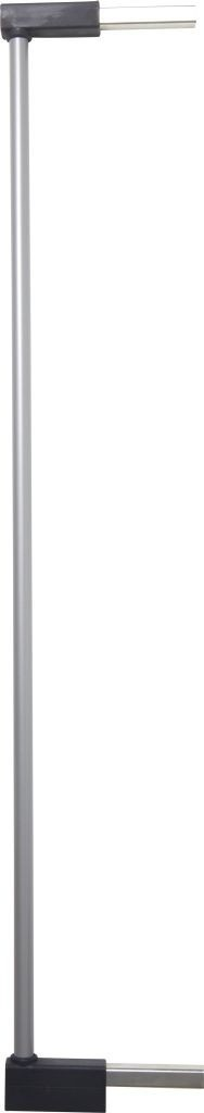 Rozszerzenie bramki Baby Dan PREMIER 7 cm, srebrny