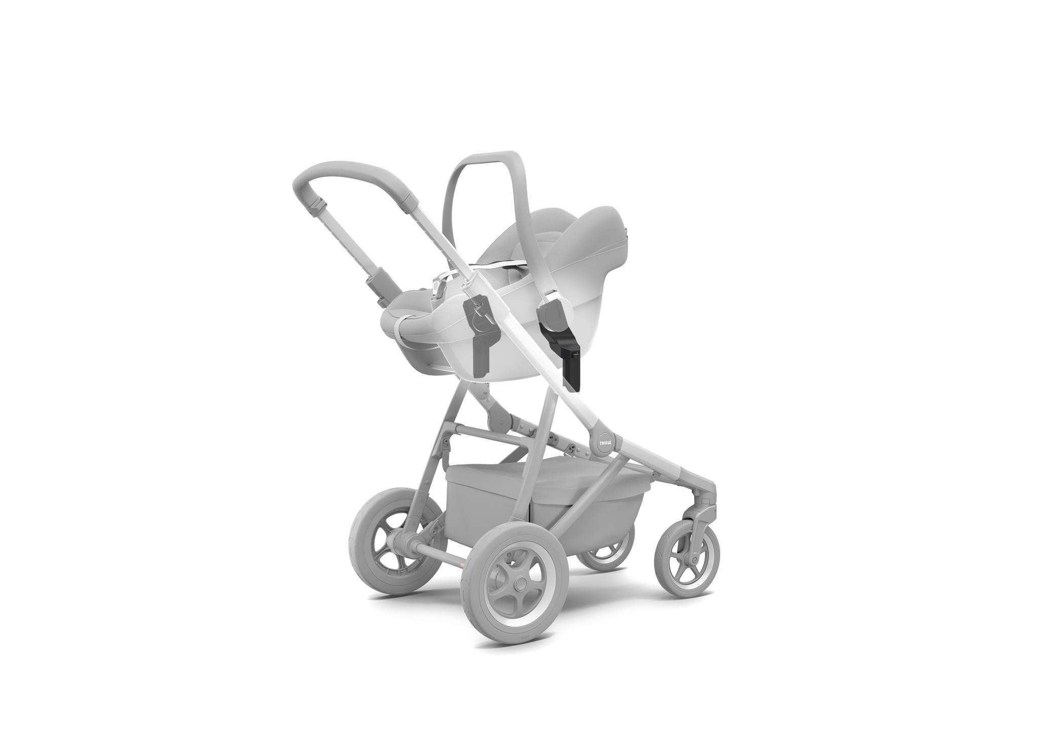 Thule Sleek - adapter do fotelika Maxi Cosi, BeSafe, Cybex, Nuna