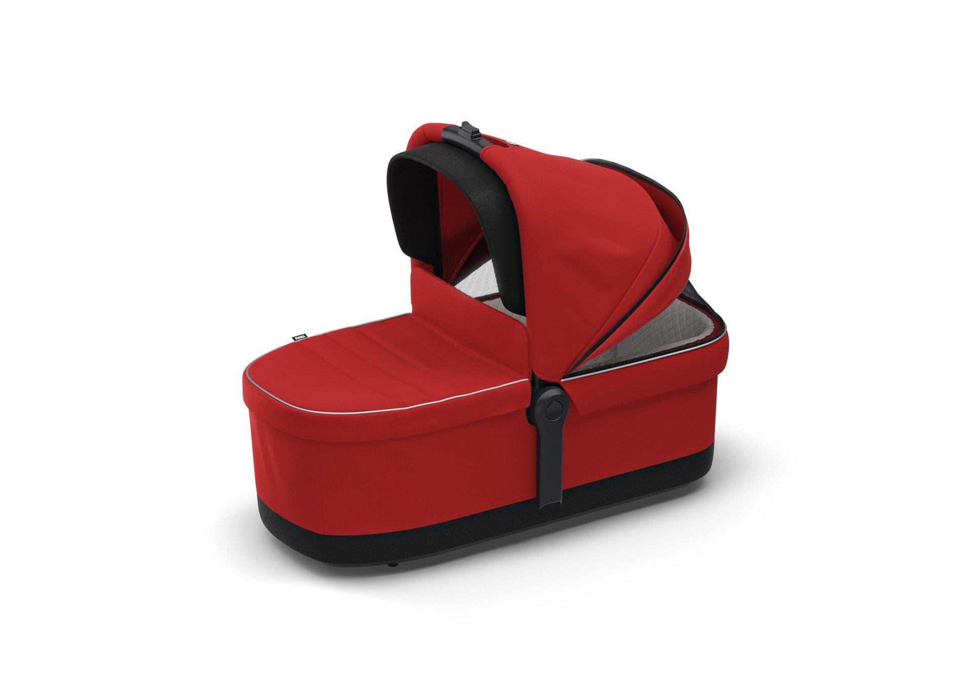 Thule Sleek - gondola - Energy Red