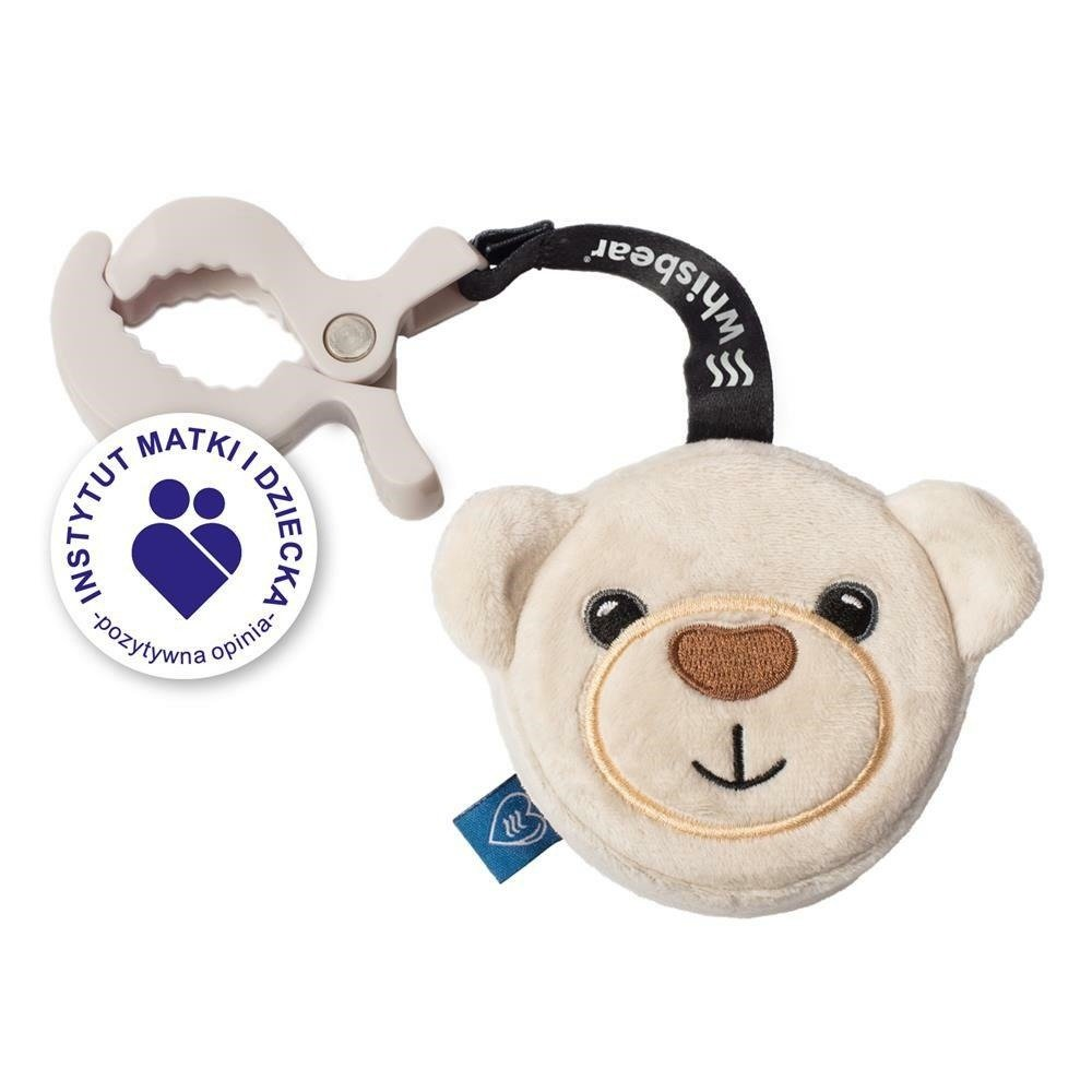 Whisbear - Szumiący Miś Friends of Whisbear® - biały
