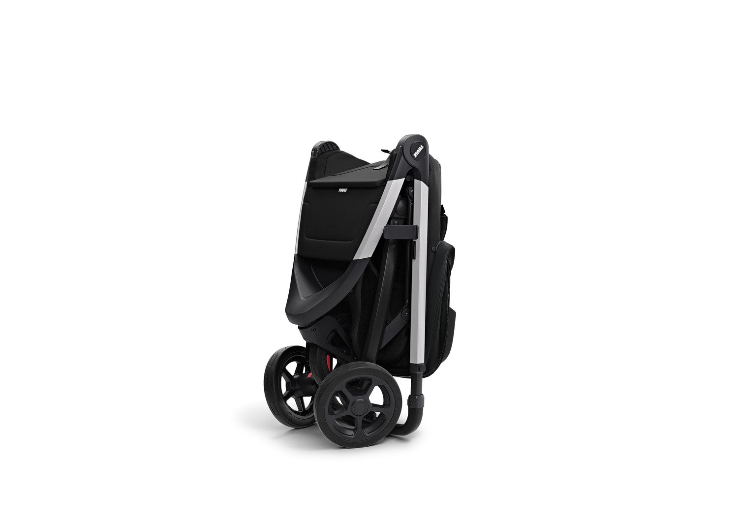 Wózek spacerowy Thule Spring Aluminium Midnight Black