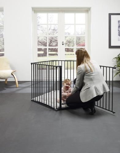 Baby Dan - Kojec Park A Kid,  czarny