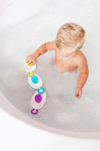 Boon - Zabawka do kąpieli Muzyczne Łódki