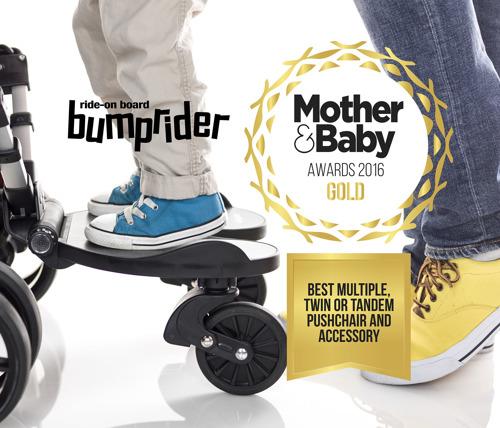 Dostawka do wózka BUMPRIDER - skater