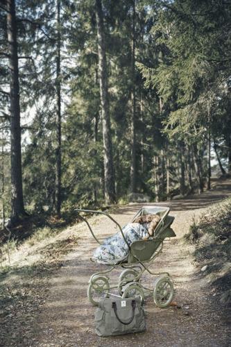 Elodie Details - Torba dla mamy Woodland Green