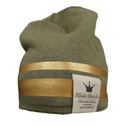 Elodie Details - czapka Gilded Green, 0-6 m-cy