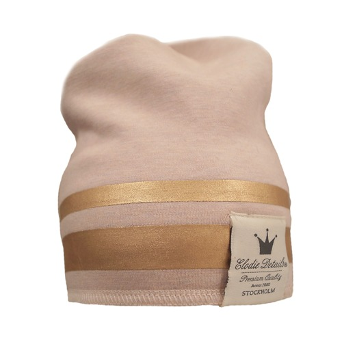 Elodie Details - czapka Gilded Pink, 12-24 m-ce