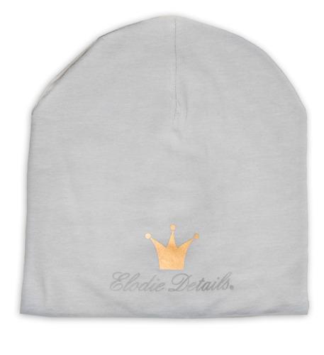 Elodie Details - czapka Marble Grey, 0-6 m-cy