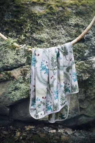 Elodie Details - kocyk Forest Flora