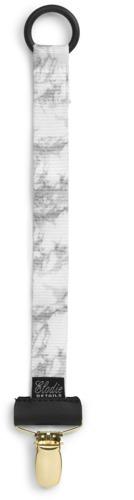 Elodie Details - zawieszka do smoczka Marble Grey