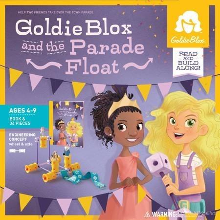 GoldieBlox - Parada