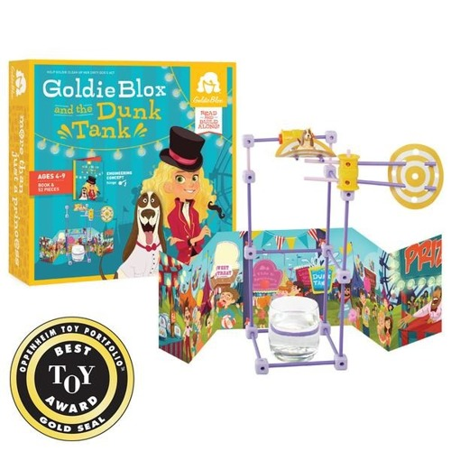GoldieBlox - Skoki do wody