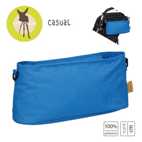 Lassig - Casual Label Organizer do Wózka Reflective Star blue