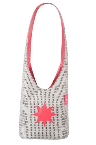 Lassig - Casual Label Torba Fan Shopper Twinkle dubarry