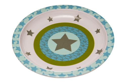 Lassig - Talerz Starlight olive