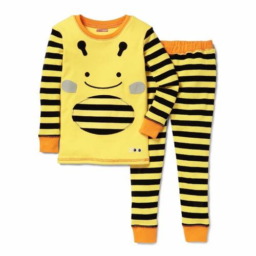 Skip Hop - Piżama Zoo Pszczoła 2T