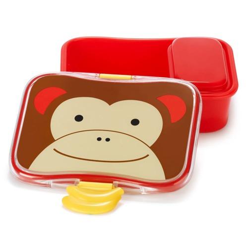 Skip Hop - Pudełko śniadaniowe Małpa