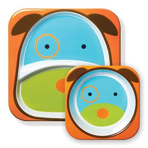 Skip Hop - Zestaw jedzeniowy Zoo Pies