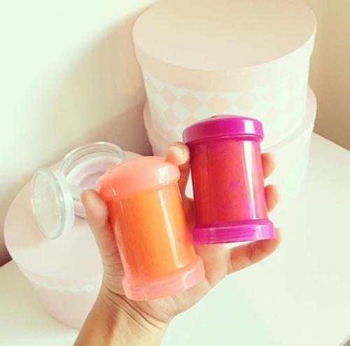 Twistshake - Antykolkowa butelka do karmienia, różowa 180ml