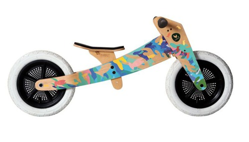Wishbone Bike - Rowerek biegowy, Tangaroa