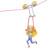 GoldieBlox - Goldie i kolejka tyrolska